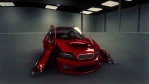 BMW Transformers, BMW Transformers özellikleri, BMW Transformers modeli