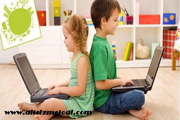teknoloji ile büyüyen çocuklar, çocuklar ve teknoloji, teknolojinin çocuklar tarafından kullanılması