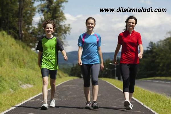 fit kalma yolları, yürüyerek sağlıklı kalma, sağlıklı kalma yolları